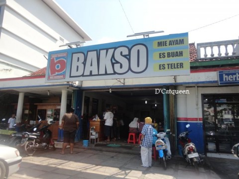 bakso tengkleng solo