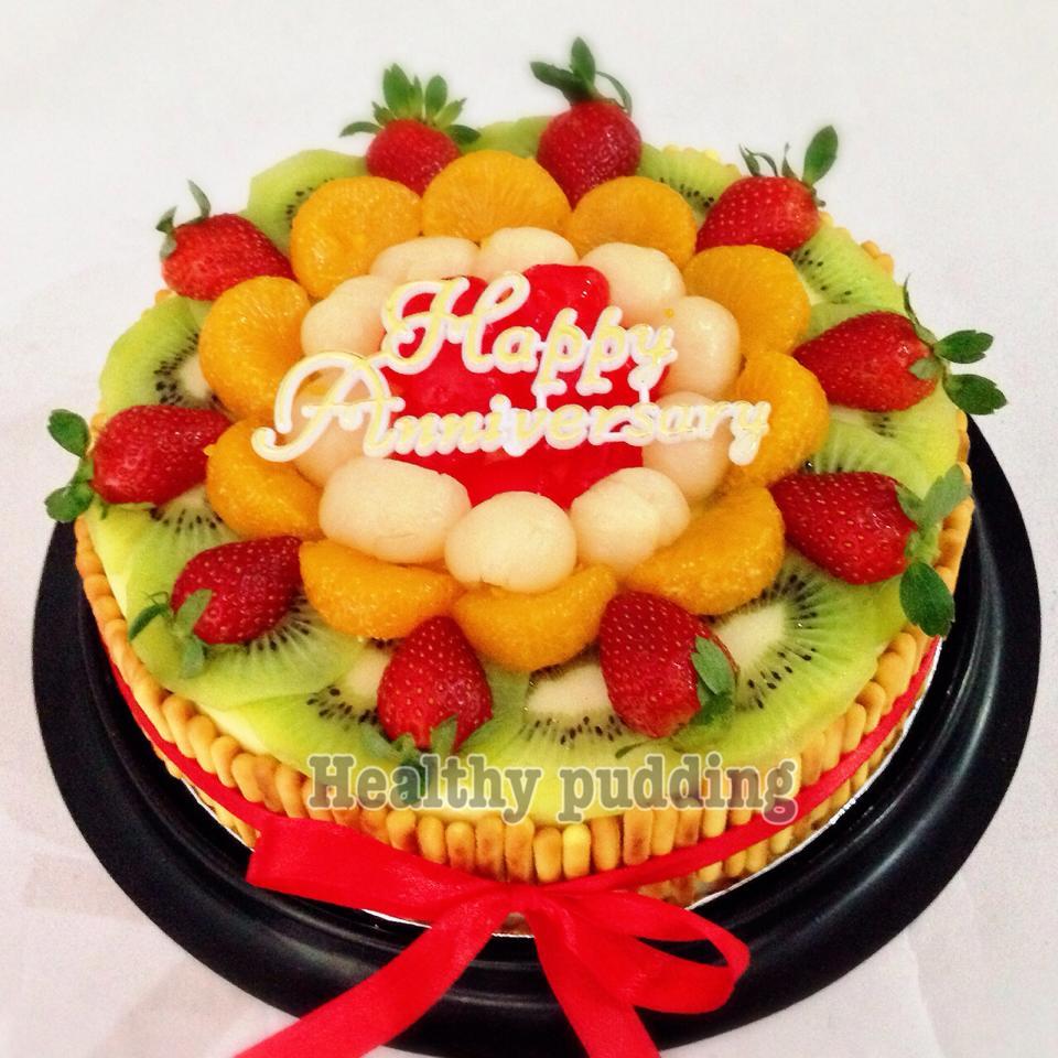 Fruit Tart Cake Singapore