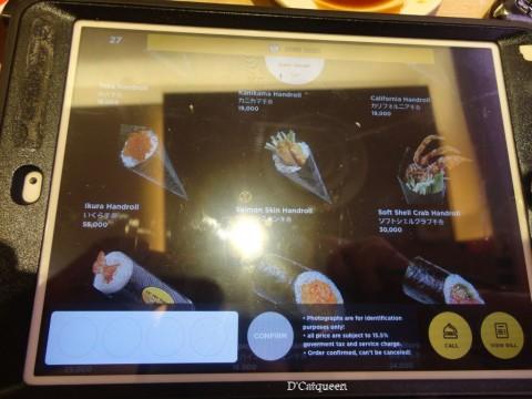 aneka menu genki sushi
