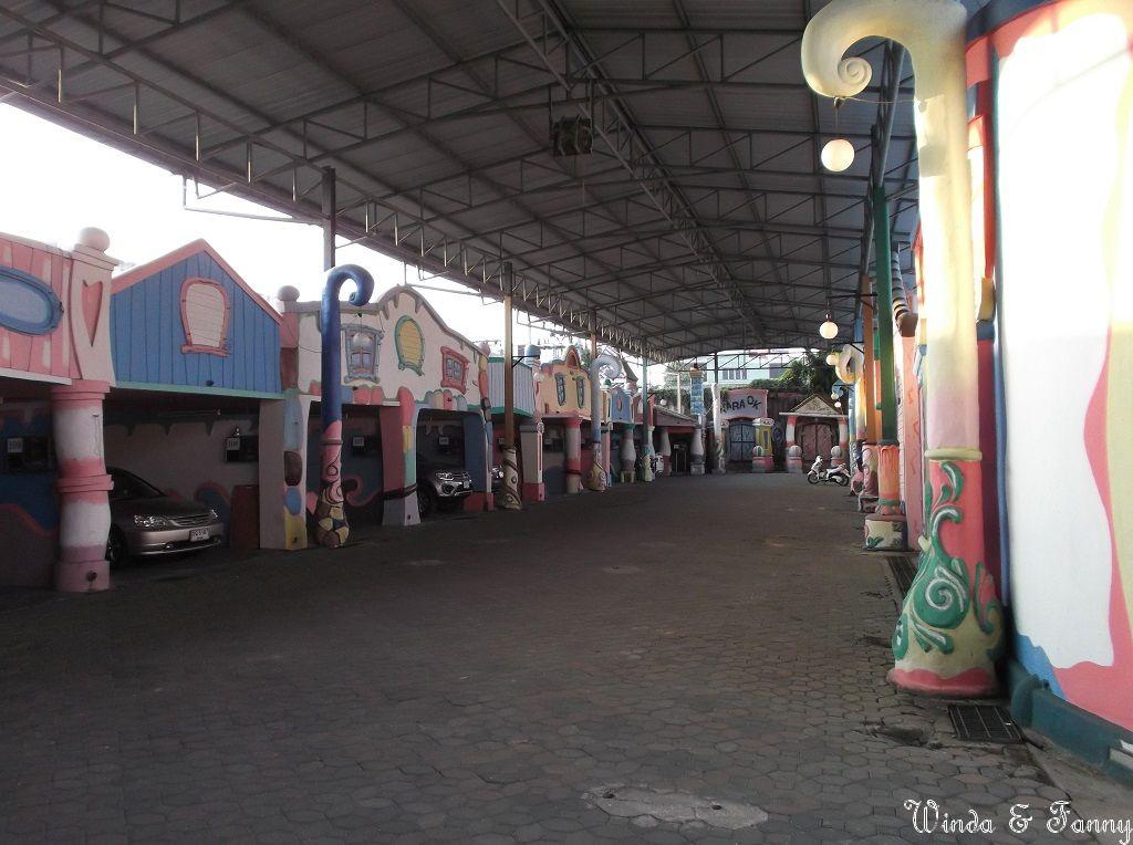 Red Rose Hotel Chiang Rai Murah Dan Bersih Di
