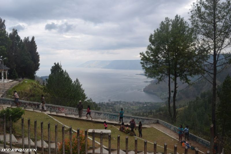 DANAU TOBA DESA TONGGING
