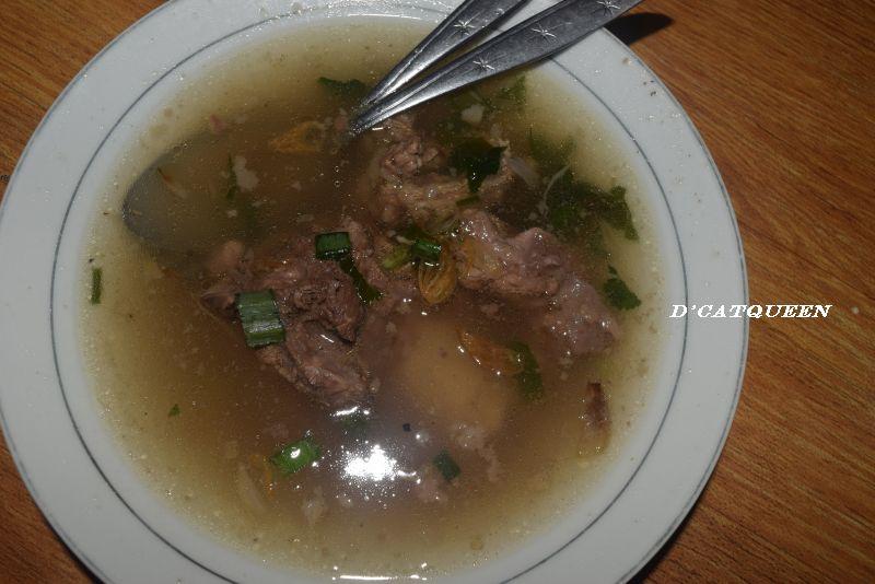 sop daging sipirok
