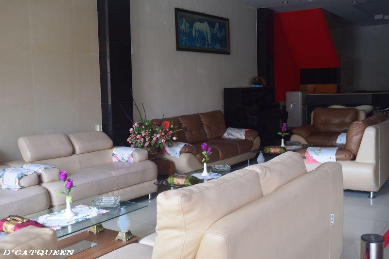lobby hotel cn darussalam