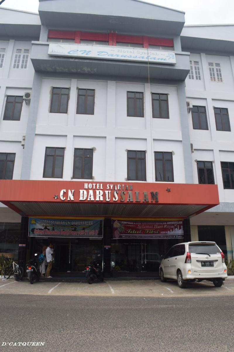 cn darussalam hotel