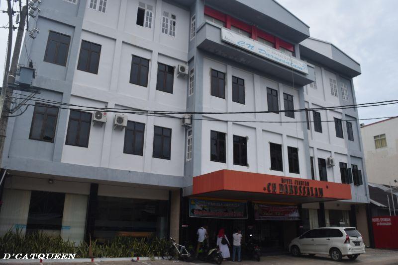 hotel cn darussalam