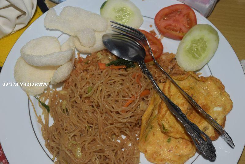 menu sarapan cn darussalam