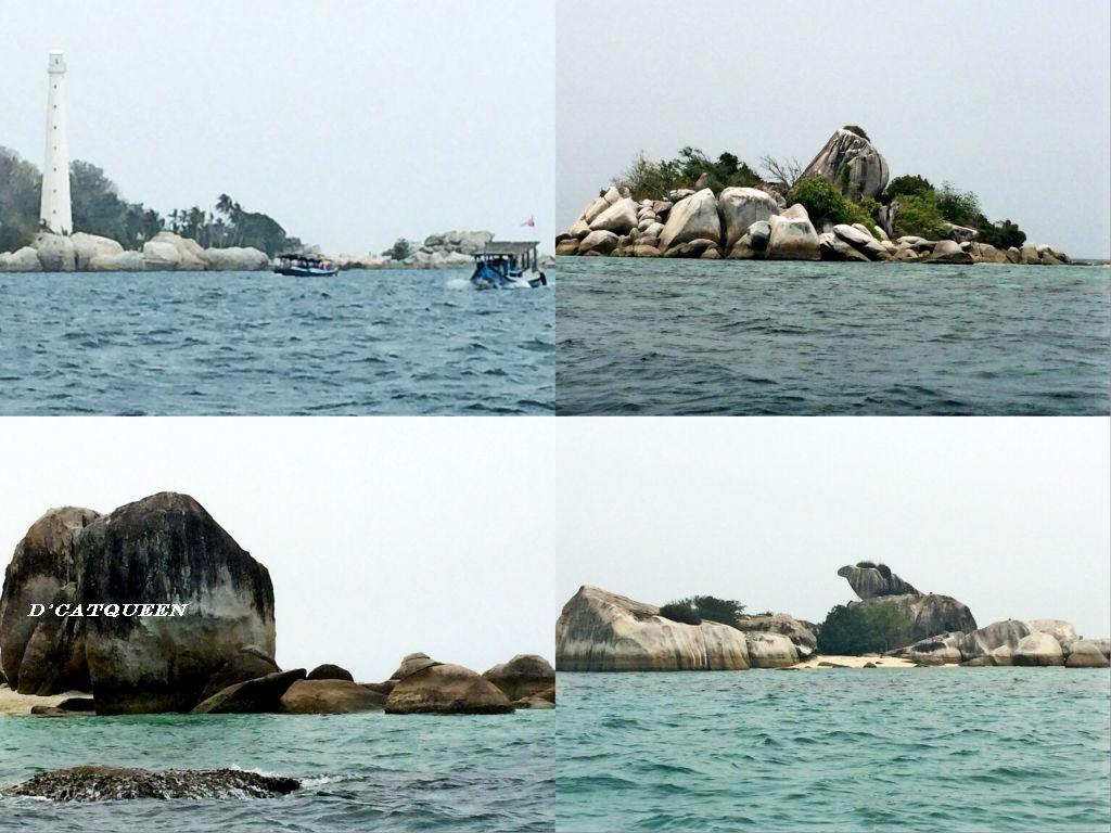 pulau-pulau di belitung