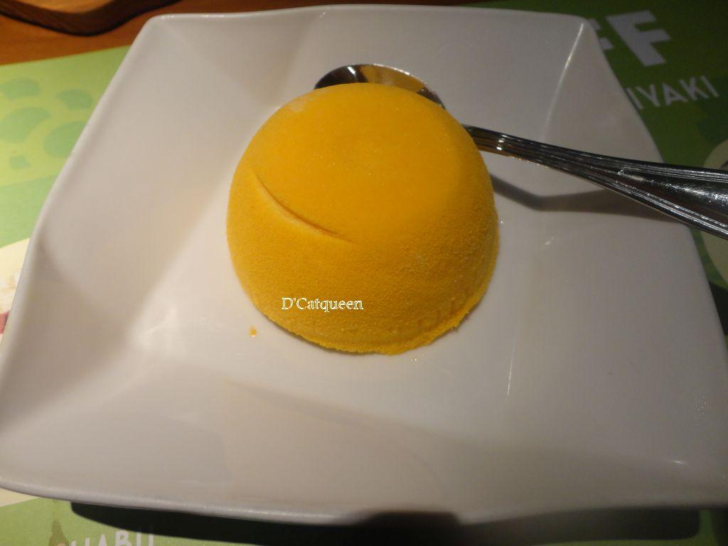 mango dome ice cream