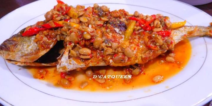 ikan masak tauco