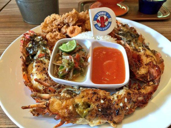 loobie lobster whole