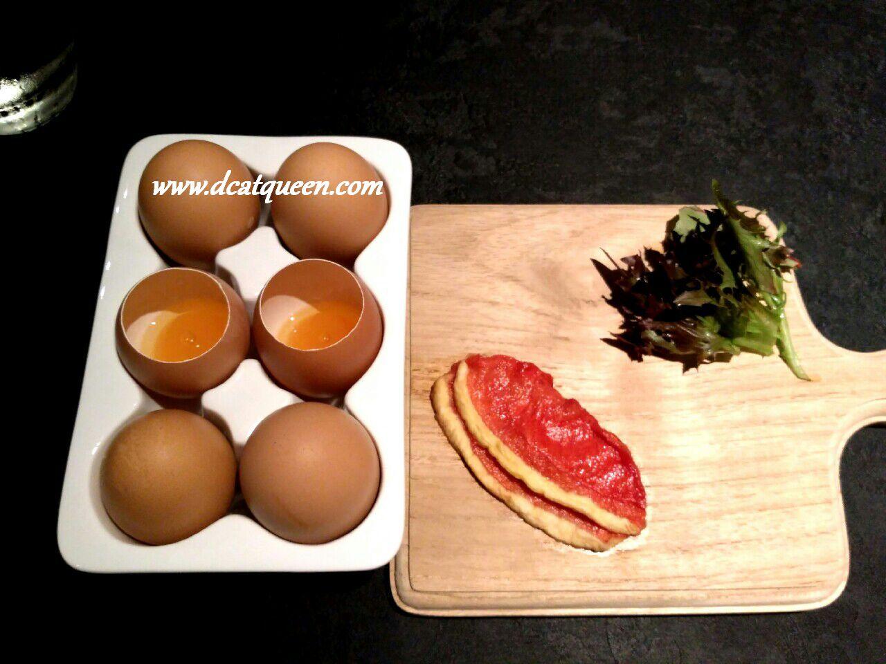 namaaz dining daging telur