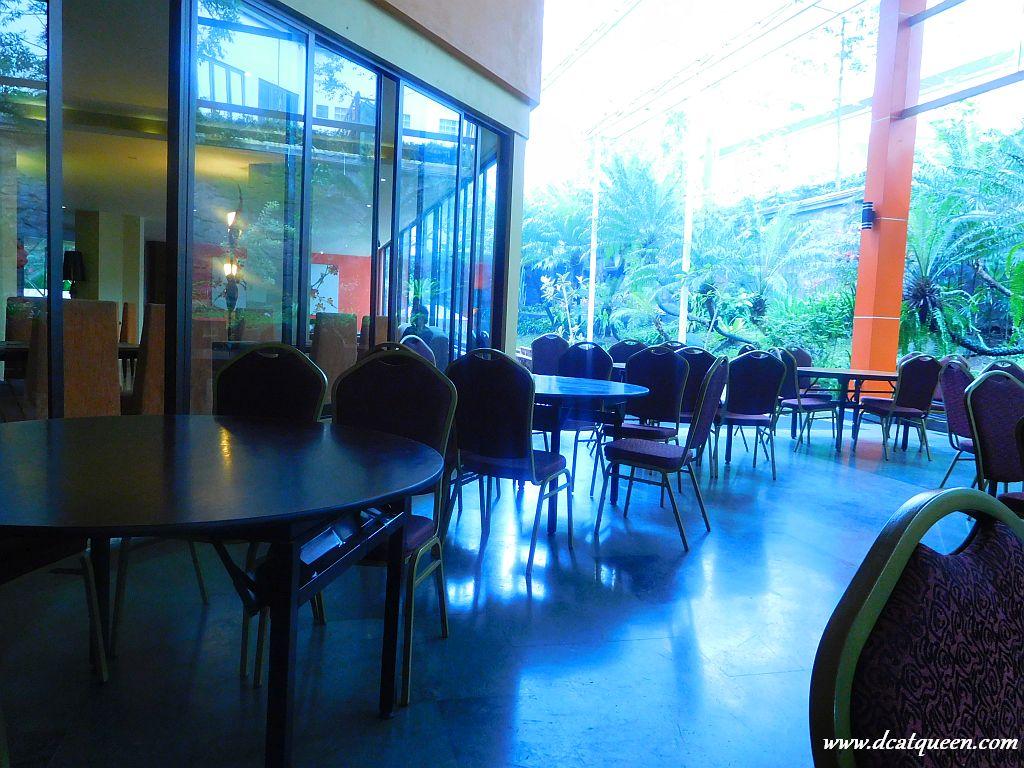 restoran garden permata