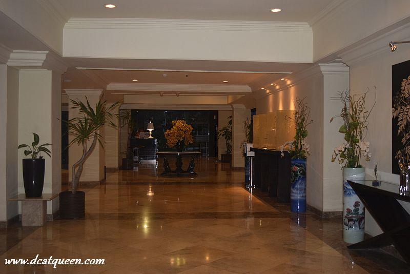 lobby garden permata