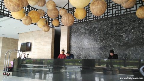 lobby aston simatupang