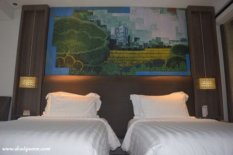 kamar grand mercure superior