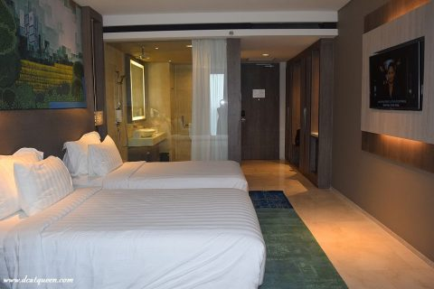 kamar grand mercure
