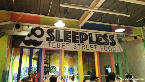 sleepless tebet