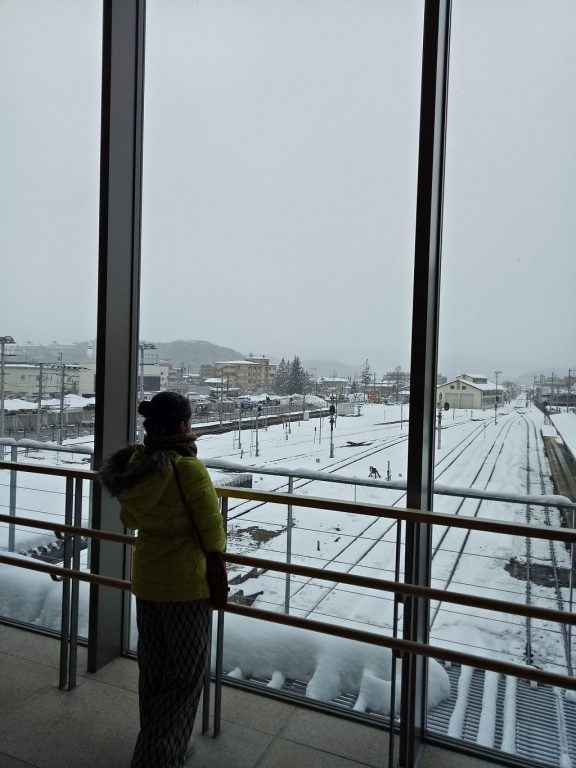stasiun takayama