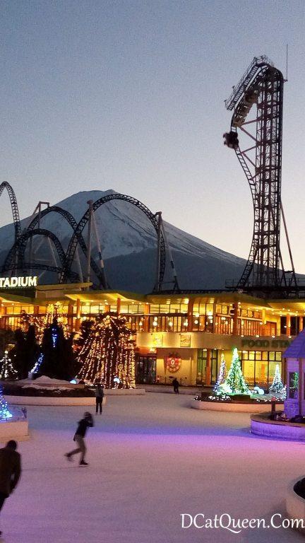 takabisha rollercoaster