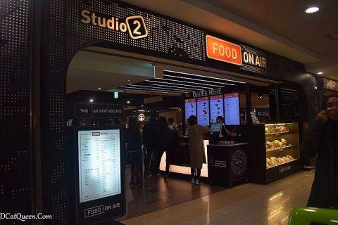 studio 2 food on air