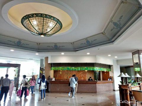lobby hotel kedaton