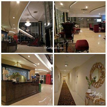grand savero lobby