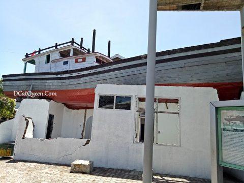 kapal nelayan tsunami