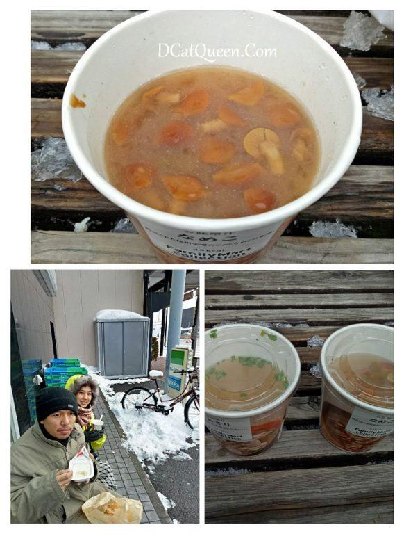 soup instan takayama