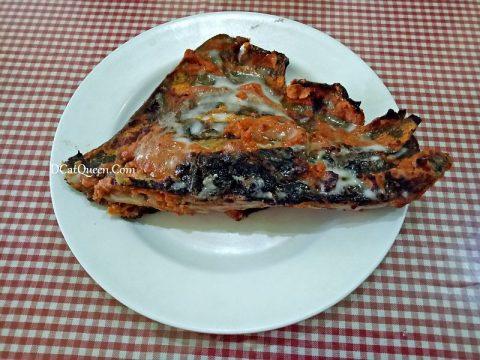 rm uda tanjung, menu ikan pari