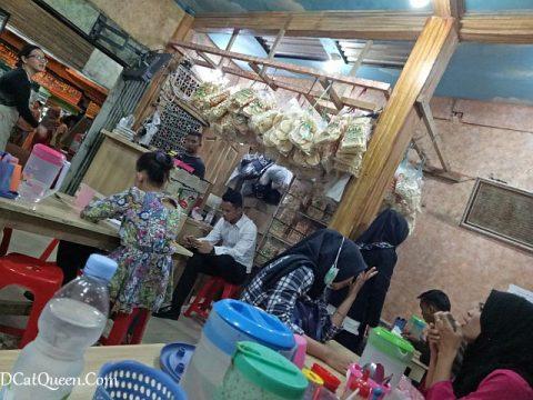 pempek murah di palembang, kampung pempek ilir 26
