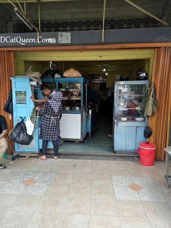 review makanan palembang, tempat makan enak palembang, laksan