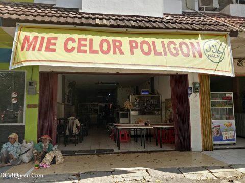 mie celor poligon palembang