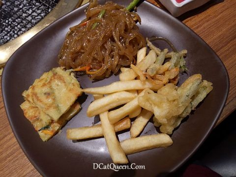 all you can eat, kintan buffet