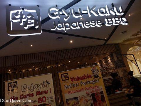 japanese bbq, gyu kaku