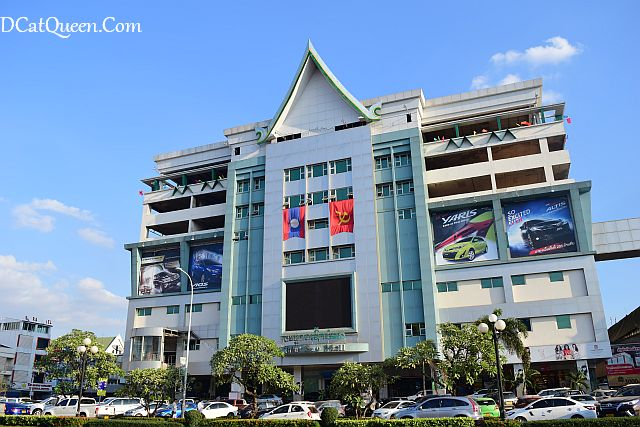 laos shopping mall