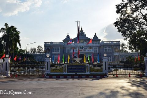 istana presiden laos