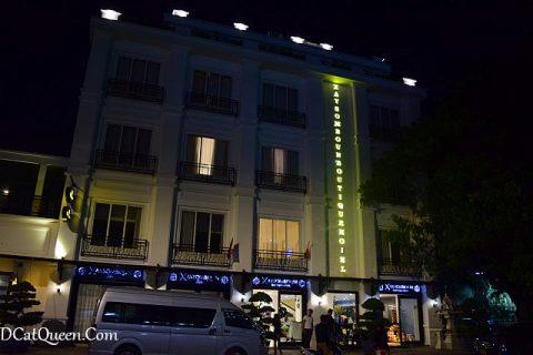 hotel di laos