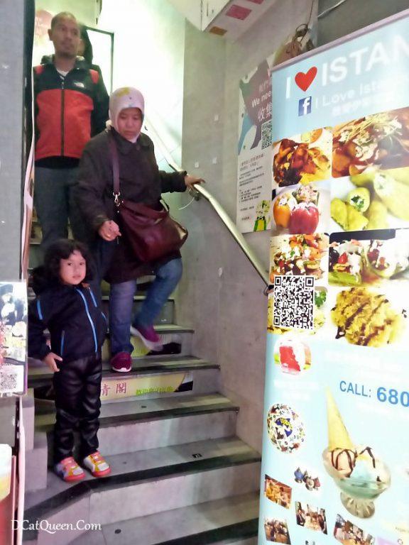 makanan halal hong kong