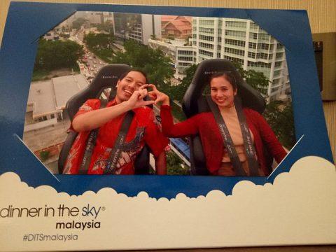 dining in the sky malasyia