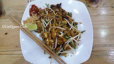 bo lan thai street Kitchen, kuliner alam sutera