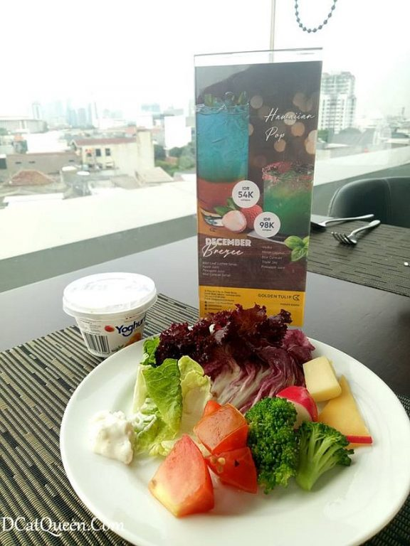 review golden tulip passer baroe