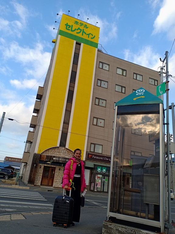 review hotel select inn honhachinohe ekimae, hotel murah dan strategis di hachinohe tohoku, menginap di mana di tohoku jepang, hotel yang dekat dengan stasiun JR, cara menuju hotel select inn honhachinohe ekimae