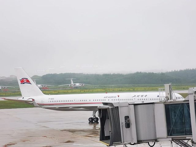 air koryo, wisata ke korea utara, whatravel tour recommended, review air koryo