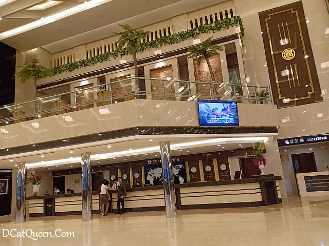 yanggakdo international hotel, hotel korea utara, otto warmbier, dimana menginap saat ke korea utara, hotel di pyongyang, hotel terbaik di pyongyang