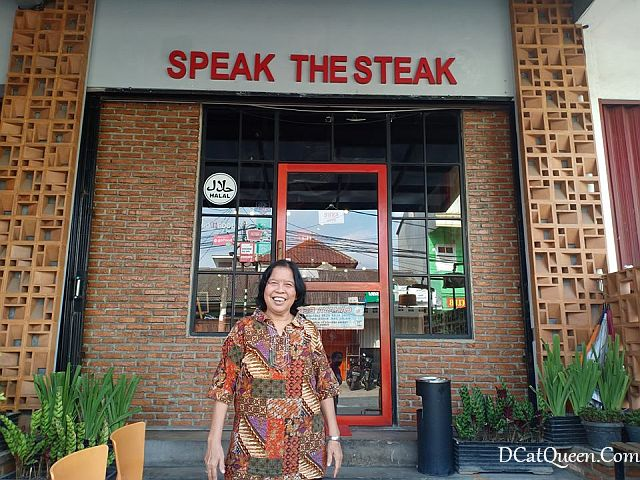speak the steak: double u steak by chef widhi, steak terenak di jakarta, lokasi speak the steak double u steak by chef widhi, rekomendasi steak enak, makan apa di jakarta bintaro bekasi, kuliner enak di bekasi, menu double u steak by chef widhi, harga double u steak by chef widhi, coffee sauce untuk steak