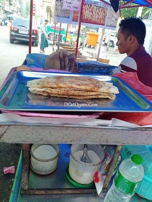 pancake myanmar