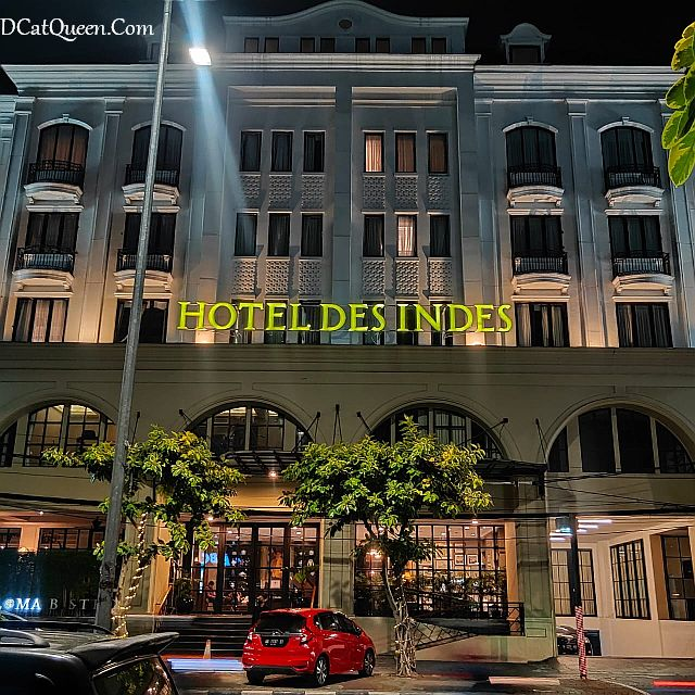 review hotel des indes menteng