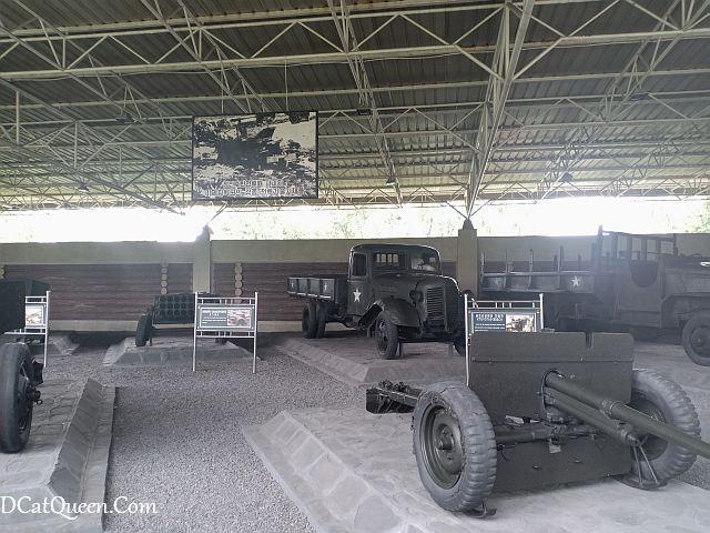 museum perang korea utara, war museum north korea, Victorious Fatherland Liberation War museum, wisata korea utara