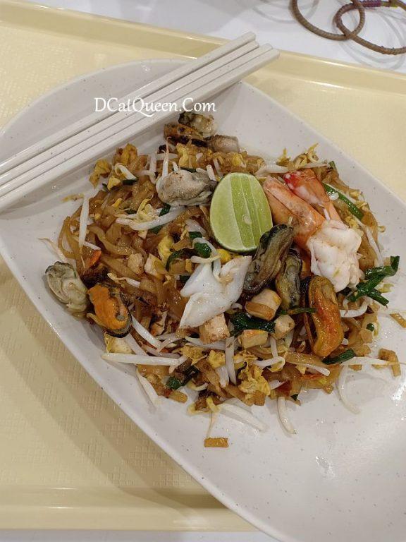 pad thai, wisata kuliner bangkok