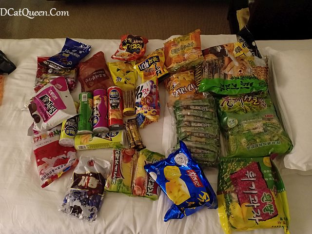 snack korea utara